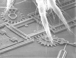 Технология на микро-електромеханични системи